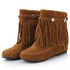womens flat boots canada canada fringe flat boots supply fringe flat boots