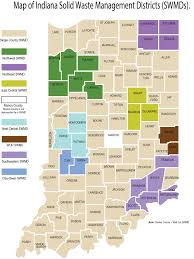 Map Of Indiana State Parks by Association Of Indiana Solid Waste Management Districts Home