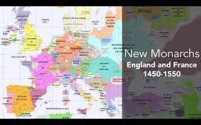 Map Of England And France by 4a New Monarchs England And France Youtube