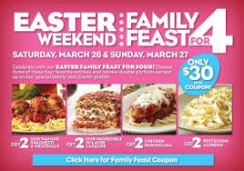 expired easter 2016 dining deals