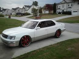 lexus ls430 wheel offset ls400 owners post your wheel setup page 50 clublexus lexus