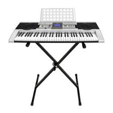 yamaha keyboard lighted keys yamaha ez 220 61 lighted key premium portable keyboard package with