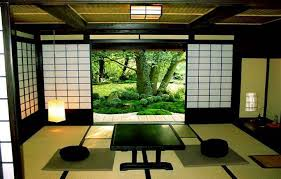 design of home interior interior japanese house home design