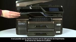 résoudre un problème de blocage du chariot imprimante tout en un