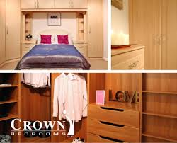 Crown Bedroom Furniture Fitted Wardrobes Fitted Bedroom Furniture In Manchester And