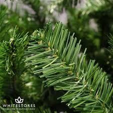 5ft slim glacier fir pencil pine artificial tree