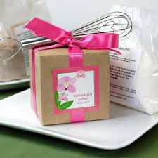 Baking Favors by Gourmet Cupcake Baking Mix