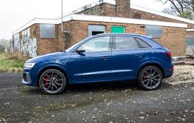 first audi audi rs q3 performance first drive rs thrills and spills in an