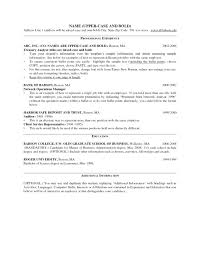 resume templates hr resume objective collections human resources