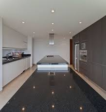 Exudes by Stylish Contemporary Residence Exudes Sleek Elegance And Inviting