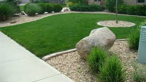 garden rocks ideas glass landscaping rocks transforming your pond with landscaping