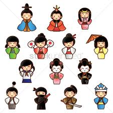 japanese people clipart clipartxtras