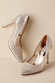 wedding shoes badgley mischka badgley mischka bhldn designers bhldn