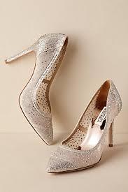wedding shoes badgley mischka badgley mischka bhldn designers bhldn