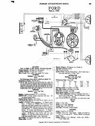 standard auto electrician manual 995 model a 1929 59211