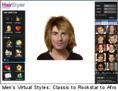 digital hairstyles on upload pictures virtual hairstyle selector online beglamorous com