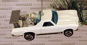 1968 chevy el camino truck 68 chevrolet white