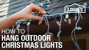 Outdoor Christmas Light Safety - christmas extraordinary hanging christmas lights photo ideas how