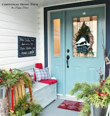 Home Holiday Decor by 50 Best Christmas Door Decorations For 2017