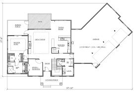 custom design home 1 bedroom 1800 square foot ranch