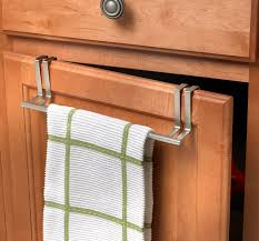kitchen cabinet towel rail confortable cupboard towel rail for blissful bathroom design from
