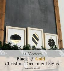 christmas signs scrap wood diy christmas ornament signs