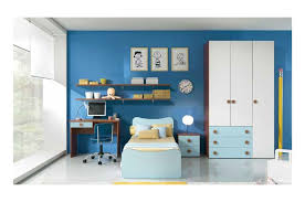 chambre complete garcon chambre à coucher complète enfant modèle mathis