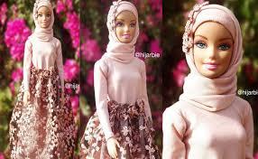 hijab wearing barbie dolls instagram sensation