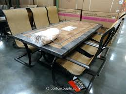 Patio Dining Sets Clearance Patio Furniture Costco Home Design Graceful Patio Dining Sets