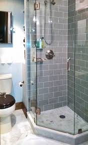 Small Shower Bathroom Jason S Luxe Factor Small Showers Master Shower And Corner