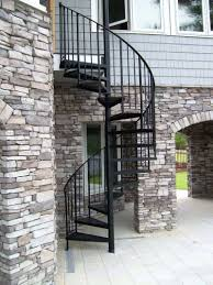 Spiral Staircase by Outdoor Spiral Staircase Kits Ideas For Your Home