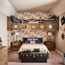 Pirate Decor For Home The Details In This Pirate Themed Room Are Amazing Thanks For The