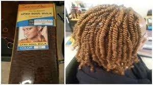 soul twist bulk hair fluffy twist superline collection afro soul bulk youtube
