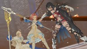 tales of zestiria black friday amazon tales of berseria localization blog updated with new details