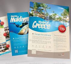 island brochure template travel leaflet template fieldstation co