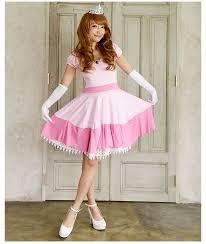 Princess Peach Halloween Costumes Aikimania Rakuten Global Market Halloween Costumes Game