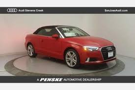 audi coupe a3 2018 audi a3 convertible pricing for sale edmunds