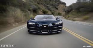 golden bugatti cnbc u0027s robert frank drives the bugatti chiron