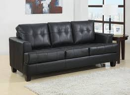Best Sectional Sleeper Sofa by 30 The Best Black Leather Sectional Sleeper Sofas