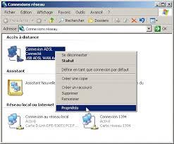 bureau a distance windows xp pc astuces partager sa connexion avec windows xp