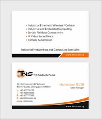288 modern information technology business card designs