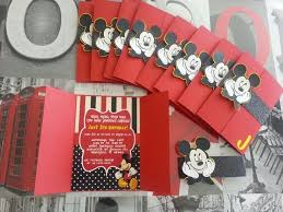 best 25 mickey mouse birthday invitations ideas on pinterest
