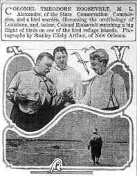 hunting guides in louisiana 101 years ago this week teddy roosevelt made history in louisiana