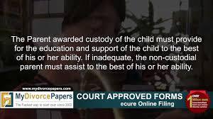oklahoma divorce how to file oklahoma divorce forms