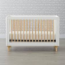 modern white wood crib products bookmarks design inspiration