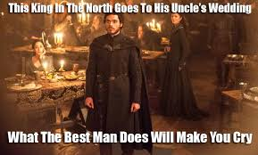 King Of The North Meme - movies and tv get more viral with upworthy headlines kotaku australia