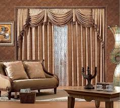 Brown Curtains For Living Room Fionaandersenphotographycom - Design curtains living room