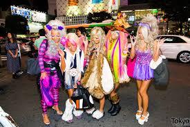 diamond city halloween halloween eve in japan 150 halloween costume pictures in shibuya