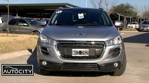 used peugeot 4008 peugeot 4008 allure 4x4 cvt youtube
