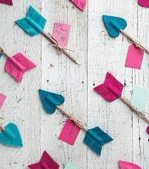 valentine u0027s arrow pencils valentines pinterest valentines